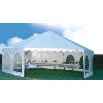 COMPLETE 42 m² HEXAGONAL BOOTH