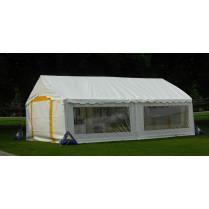 Barnum, complete Plein Air party tent 3x8 - 24m²