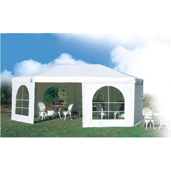 COMPLETE 22 m² OCTAGONAL BOOTH